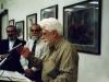 Էդ. Իսաբեկյանի անհատական ցուցահանդեսի բացումը Լոս-Անջելեսում, 1996թ. / Opening of E. Isabekyan's personal exhibition in Los-Angeles, 1996