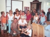 Էդ. Իսաբեկյանը արտասահմանից հյուրեր է ընդունում Աշտարակում / Eduard Isabekyan and turists in Ashtarak