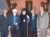 Սեն Արևշատյանը, Էդ. Իսաբեկյանը, Ն.Ս.Օ.Տ.Տ. Ամենայն հայոց կաթողիկոս Գարեգին Բ-ն, Կարբիս Սուրենյանցը, Վիլեն Հակոբյանը,  Էջմիածնում, 2001թ / / Sen Arevshatyan, Eduard Isabekyan, Supreme Patriarch and Catholicos of All Armenians Karekin II,  Karbis Surenyants, Vilen Hakobyan in Etchmiadzin, 2001