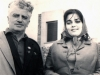 Էդ. Իսաբեկյանը և Լուսինե Զաքարյանը / Eduard Isabekyan and Lusine Zakaryan