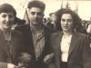 Էդ. Իսաբեկյան, Արփենիկ Նալբանդյան և  Թերեզա Միրզոյան / Eduard Isabekyan, Arpenik Nalbandyan and sculptor Tereza Mirzoyan
