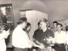 Էդուարդ Իսաբեկյանի անհատական ցուցահանդեսի բացմանը, 1964 / Opening of Eduard Isabekyan's personal exhibition 1964