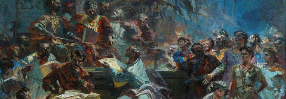 Գեղանկարչություն․ 1935-1960 թթ․