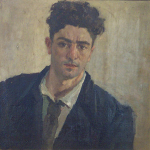 1944 Ինքնանկար Автопортрет Self-portrait