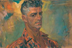 1962 Ինքնադիմանկար Автопортрет Self-portrait