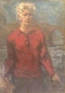 1984 Ինքնադիմանկար Автопортрет Self-portrait