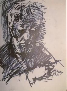 1993 Ինքնադիմանկար