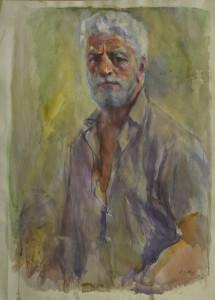 1998 Ինքնանկար Self-portrait