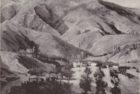 Արփենիկ Նալբանդյան 1916-1964. Բջնի, բնանկար. 1956, կտավ, յուղաներկ, 100×80