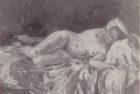 Արփենիկ Նալբանդյան 1916-1964. Բնորդուհի. 1959, կտավ, յուղաներկ, 50×70