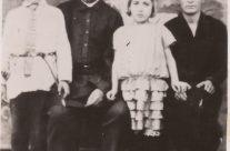 Ghazaryan's family
