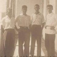 11.12.1934. Մկրտիչ, Էդուարդ Իսաբեկյան, Նեմրութ, Գուրգեն Բորյան