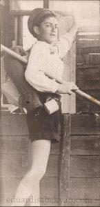 1927 մայիս. 13-ամյա Իսաբեկյանը