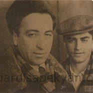 Դմիտրի Նալբանդյան, Էդուարդ Իսաբեկյան