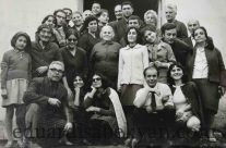 1969. Collective of NGA in Hrazdan